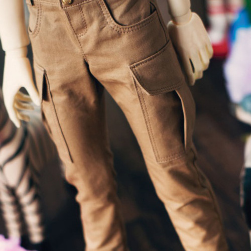 SD17 Boy Cargo Pants - Beige