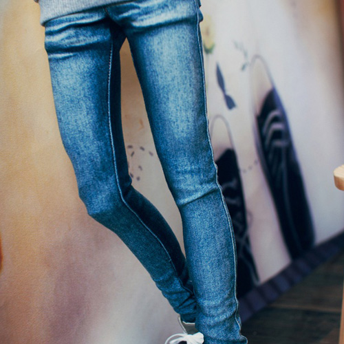 SD17 Boy Real Skinny Washing Jeans