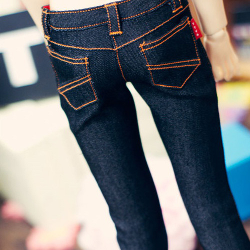 SD13 Girl Real Skinny Jeans - Black