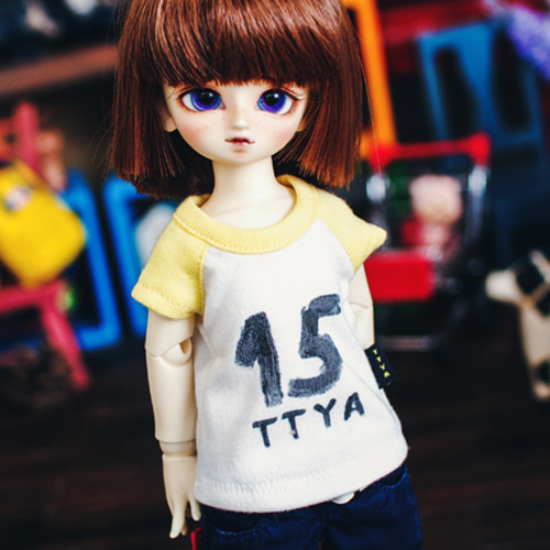 USD TTYA 15 T shirt - Yellow