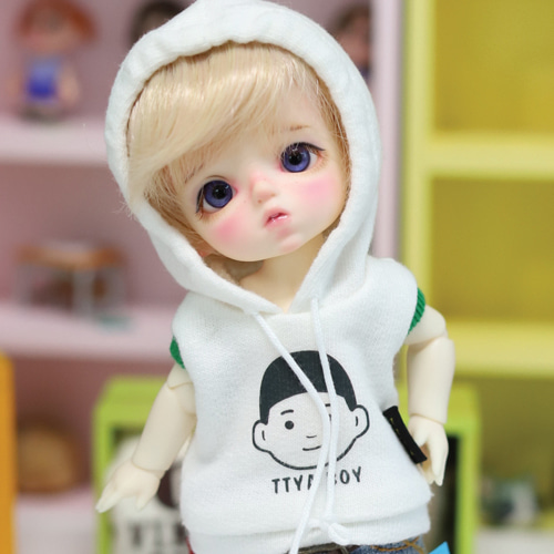 TTYA Boy Hooded T