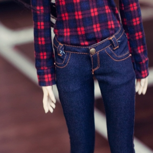 SD13 Girl Real Skinny Jeans