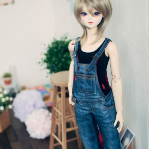 SD13 Girl Washing Overall