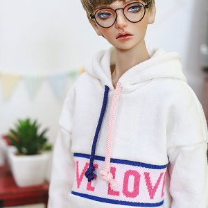 SD17 Love Hooded T - A